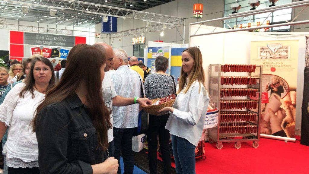 GS Schmitz zu Gast bei der Chefs Culinar in Düsseldorf 25