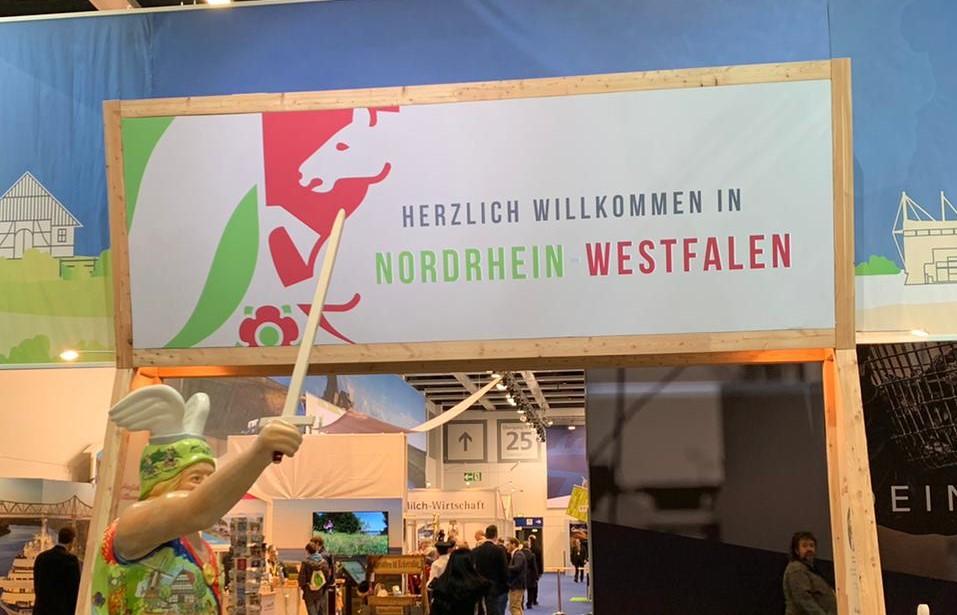 GS Schmitz zu Gast bei der Internationalen Grünen Woche in Berlin 1