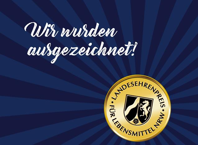 GS Schmitz erhält Landesehrenpreis für Lebensmittel NRW 2020 3